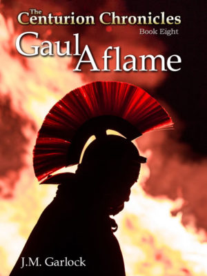 Centurion Chronicles - Book 8 - Gaul Aflame